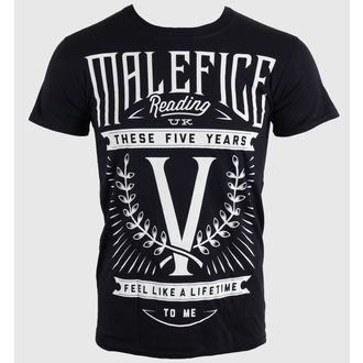 t-shirt metal men's Malefice - Five Years - LIVE NATION - 10392