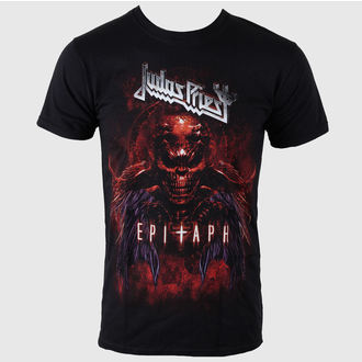 t-shirt metal men's Judas Priest - - ROCK OFF - JPTEE07MB