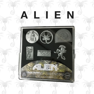 pushpins (set 6pcs) Alien - Limited Edition, NNM, Alien