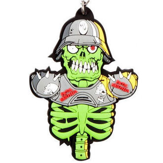 key ring METAL MULISHA - Boys Locked UP