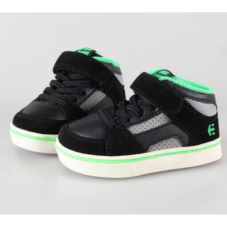 low sneakers children's - Toddler RVM Strap - ETNIES - Black/Green