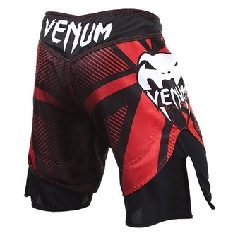 boxing shorts VENUM - Hardy Outlaw - Red