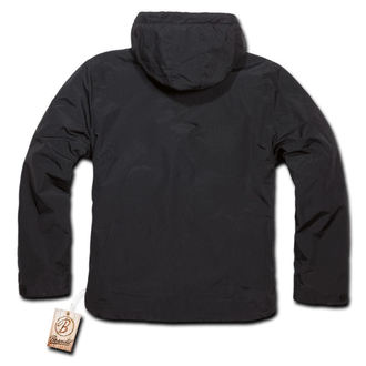 spring/fall jacket men's - Windbreaker Black - BRANDIT