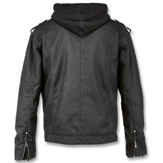 spring/fall jacket men's - Black Rock Black - BRANDIT