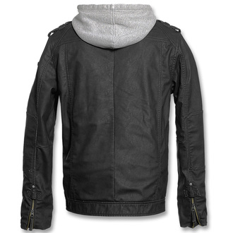 spring/fall jacket men's - Black Rock Grau - BRANDIT - 3119-grau