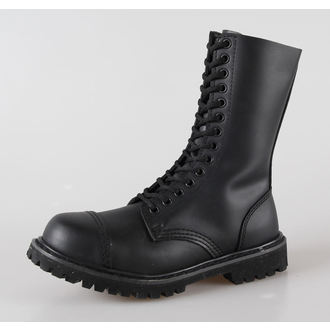 leather boots - BRANDIT - 9003-black