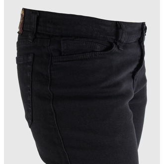 pants (unisex) 3RDAND56th - Hipster Slim Fit - Black