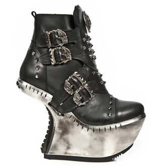leather boots women's - EXT010-R1 - NEW ROCK