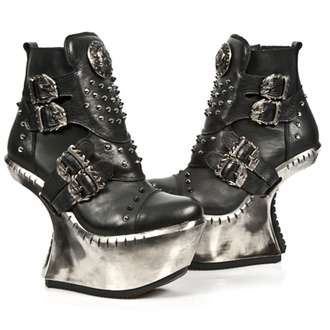 boots leather women's - EXT010-R1 - NEW ROCK