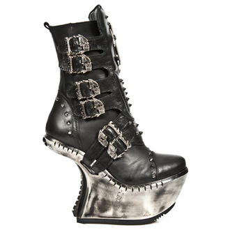leather boots women's - EXT005-S1 - NEW ROCK
