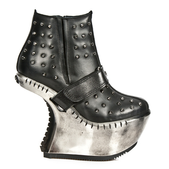 leather boots women's - - NEW ROCK - M.EXT007-R1