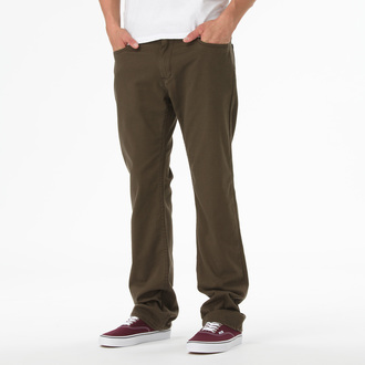 pants men VANS - V56 Standard - AV Chocolate - VP0QCHC