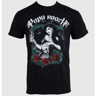 t-shirt metal men's Papa Roach - Bruja - ROCK OFF - PRTEE03MB