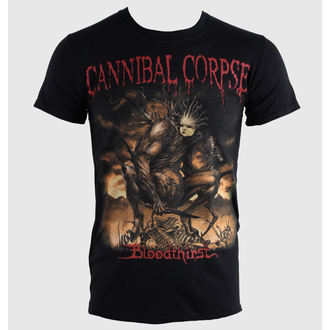 t-shirt metal men's Cannibal Corpse - Blood - PLASTIC HEAD - PH7736