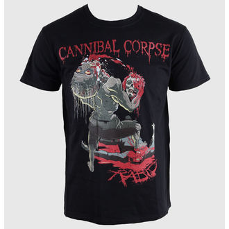 t-shirt metal men's Cannibal Corpse - Rabid - PLASTIC HEAD - PH7739