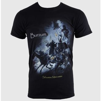 t-shirt metal men's Burzum - Sol Austan - PLASTIC HEAD - PH7854