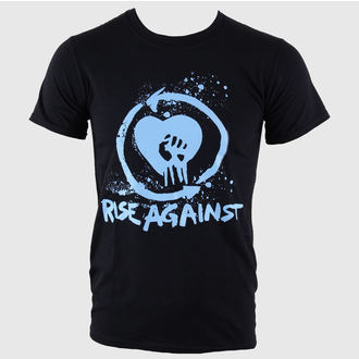 t-shirt metal men's Rise Against - Heart Fist - PLASTIC HEAD - PH7990