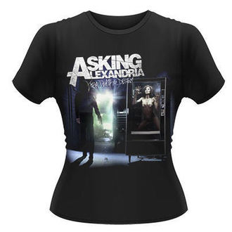 t-shirt metal women's Asking Alexandria - From Death To Destiny - PLASTIC HEAD - PH7999