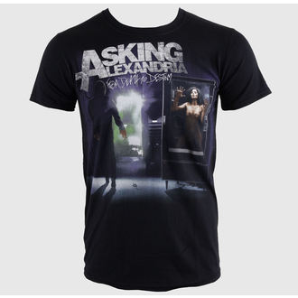 t-shirt metal men's Asking Alexandria - From Death To Destiny - PLASTIC HEAD - PH7999