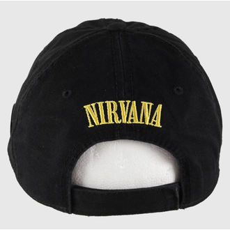 cap Nirvana - Smiley - ROCK OFF