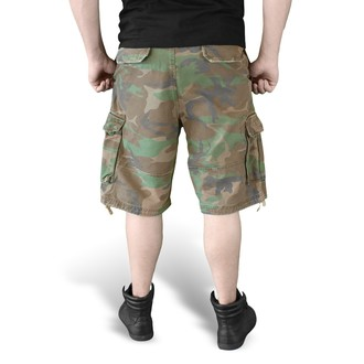shorts men SURPLUS VINTAGE - Woodland - 05-5596-62