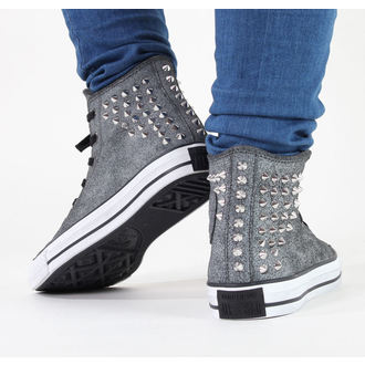 high sneakers women's - Chuck Taylor AS Collar Studs - CONVERSE