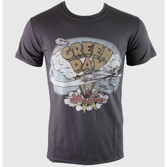 t-shirt metal men's Green Day - Dockie Vintage - BRAVADO EU - GDTS01