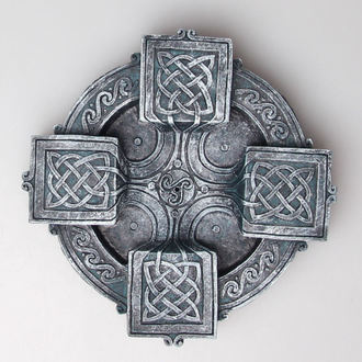 ashtray Celtic cross - CDV - AT-0001