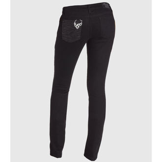 pants women METAL MULISHA - Wild Thing - BLK