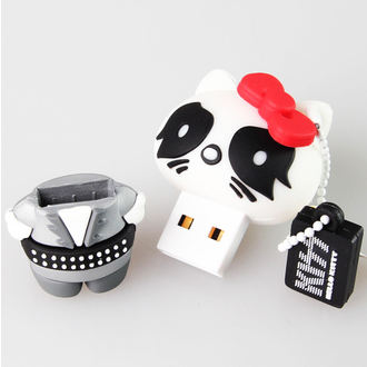 flash disc USB 8GB (pendant) KISS - HELLO KITTY - The Catman