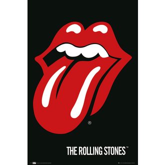 poster The Rolling Stones - Lips - LP1667