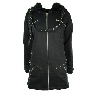 spring/fall jacket women's - Eclipse - HEARTLESS - Black