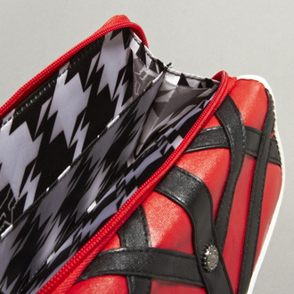 wallet FOX - Ultimate Trifold - Red