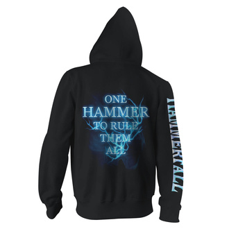 hoodie men Hammerfall - Second To One - ART WORX, ART WORX, Hammerfall