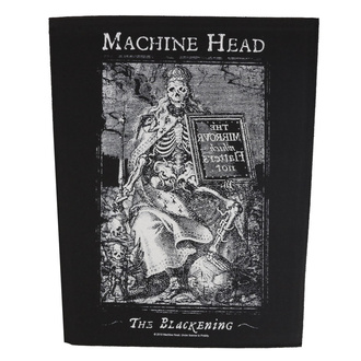 Large patch Machine Head - The Blackening - RAZAMATAZ, RAZAMATAZ, Machine Head