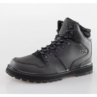 winter boots men's - Peary - DC - Black/Battleship
