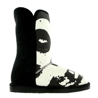 fug boots women's Misfits - IRON FIST - Misfits Fugly Boot - BLACK