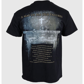 t-shirt metal men's My Dying Bride - A Map Of All Our Failures - RAZAMATAZ