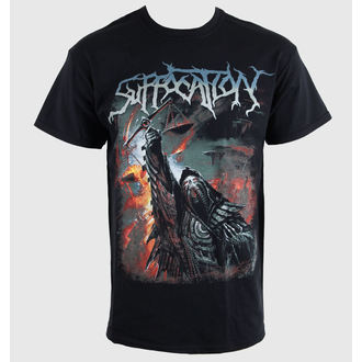 t-shirt men Suffocation - Pinnacle Of Bedlam - RAZAMATAZ - ST1734