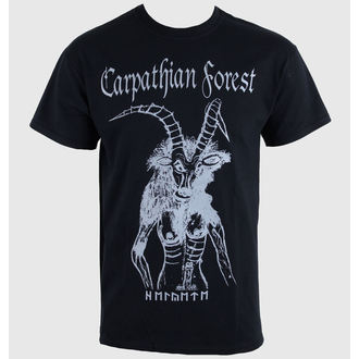 t-shirt metal men's Carpathian Forest - Inverted Cross - RAZAMATAZ - ST1756
