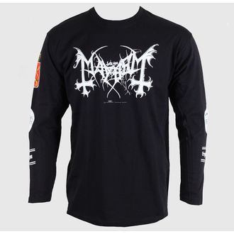 t-shirt men with long sleeve Mayhem - Legion Norge - RAZAMATAZ - CL1043
