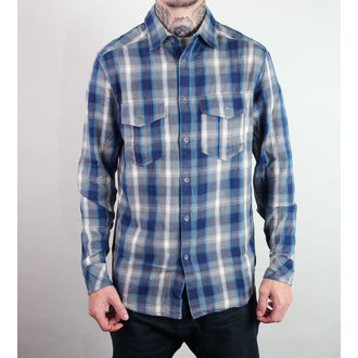 shirt men FOX - Darius - Grey