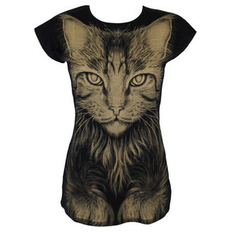t-shirt women's - Cat - ALISTAR - ALI004