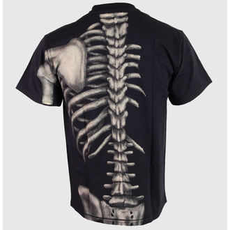 t-shirt men's - Skeleton - ALISTAR
