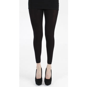 leggings (tights) PAMELA MANN - 120 Denier Footles - Black - 002
