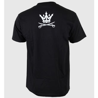 t-shirt men Mafiosi - Pirate - Black