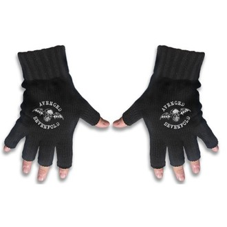 gloves fingerless Avenged Sevenfold - Death Bat - RAZAMATAZ, RAZAMATAZ, Avenged Sevenfold