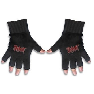 gloves fingerless Slipknot - Logo - RAZAMATAZ - FG040