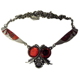 necklace KREEPSVILLE SIX SIX SIX - Return Of The Fly - Red - JFR
