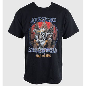 t-shirt metal men's Avenged Sevenfold - Deadly Rule - ROCK OFF - ASTS03MB